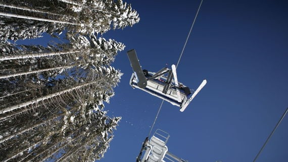 Ski lifts of Ski Center Lavarone