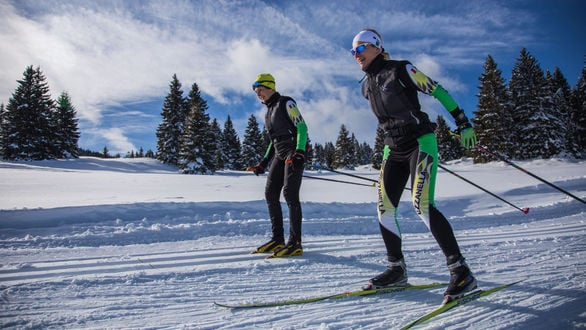 Cross-country Skiing Centres