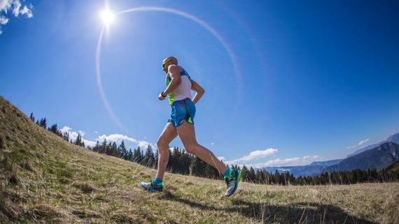 Itinerario Trail Running by Montagne Outdoor