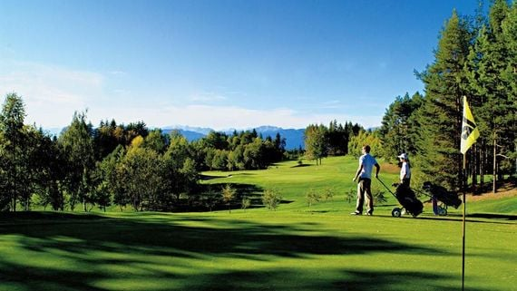 Golf a Folgaria in Trentino
