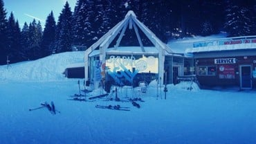 Igloo Ski Bar