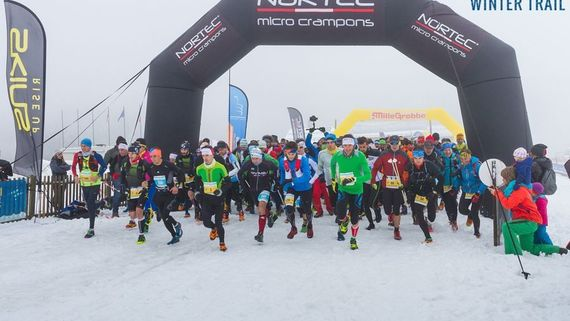 Dolomiti Winter Fest e Dolomiti Winter Trail 2018