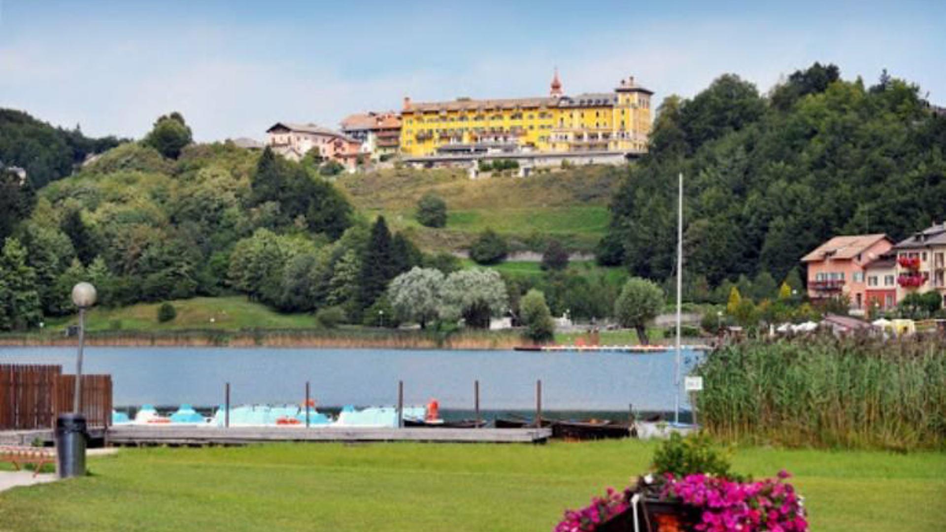 Grand Hotel Astoria Lavarone Homepage